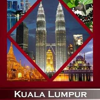 3D/2N KUALA LUMPUR MALAYSIA ALL IN PACKAGE