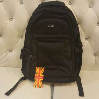 Barry Smith Laptop Backpack Bag