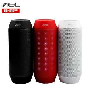 AEC Bluetooth Speaker Wireless NFC Super Bass Subwoofer Outdoor Sport Sound Box FM Portable Speaker