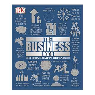 The Business Book: Big Ideas Simply Explained BY DK Publishing