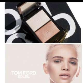 ✨LUXURY GLOW THIS CNY!!! LUXURY ITEM✨NOW:$88!!! Tom Ford Moodlight Illuminator Duo BNIB