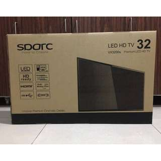 "Sparc 32"" LED HD TV"