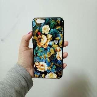 🚚 !降價!Oppo a39 a57 玫瑰園印花浮印手機殼