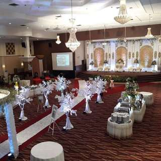 Di jamin untung ! Over Dp Wedding Ballroom Jakarta Barat
