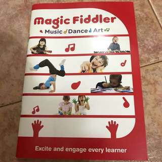 Music exercise book