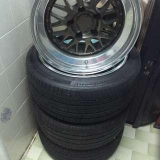 Bbs Porsche rims