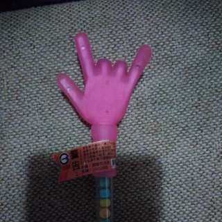 BRANDNEW Palm Hand Candy Stick