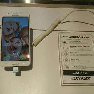 Samsung Galaxy J7 Prime Promo cicilan akhir bulan