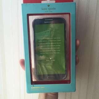 Kate Spade Case HP Samsung S4
