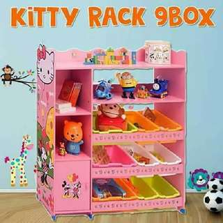 KITTY RACK