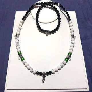 Amulet necklace( Design 5) 6hooks
