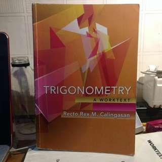 Trigonometry a worktext