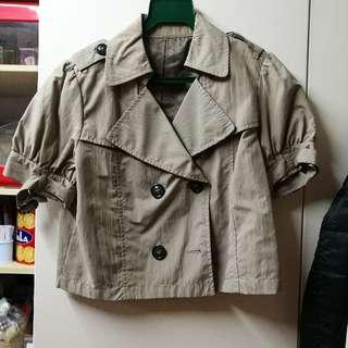 外套,八成新,購自日本Urban Now