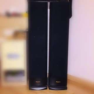 ROGERS LS-602 Audiophile Floor Standing Speakers