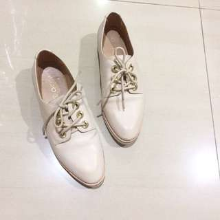 Aldo Sneaker Real Leather Authentic