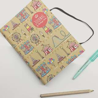 ThePaperStone Journal (Carnival Design)