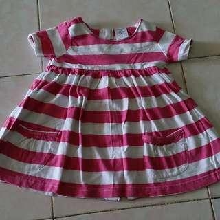 REDUCED!! Pumkin Petch Dress 2yo