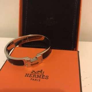 Hermes - Clic H bracelet