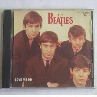The Beatles Love Me Do 1992 Apple Corps Ltd. English CD 0777 7 15940 2 1