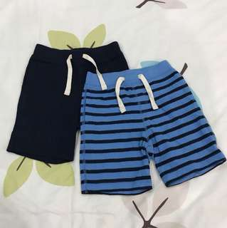 NEW Gap shorts 18-24m