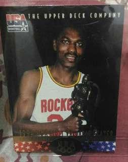 Hakeem Olajuwon 1994 NBA MVP card