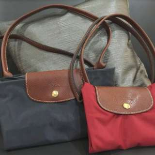 Blue Longchamp