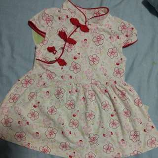 Brand New Girl CNY Dress / Cheongsam