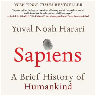 Sapiens - A Brief History of Humanity by Yuval Noah Harari
