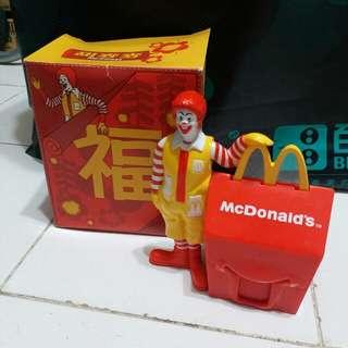 麥當勞 甜麥麥 朱古力箱