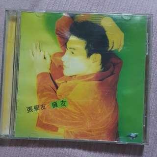 CD》張学友Jacky Cheung : 擁友