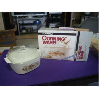 Large Corning Ware 25 x 25 cm H20cm