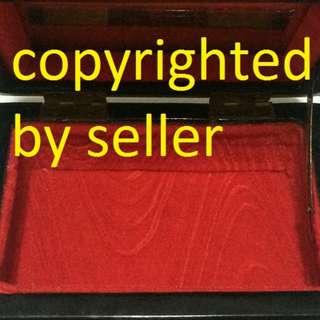 Brand New Lacquer Design Jewelry Box