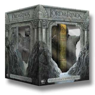 The Lord of the Rings: The Fellowship of the Ring Collector's DVD Gift Set