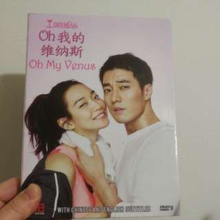 Oh my venus Korean DVD drama