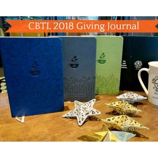 NEW CBTL Planner 2018 499Php Only