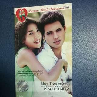 Precious hearts Romance book