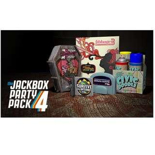The Jackbox Party 4