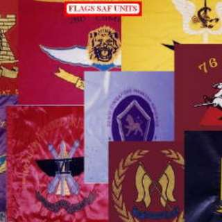 Custom flags and banners