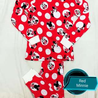 Red Minnie Pyjamas