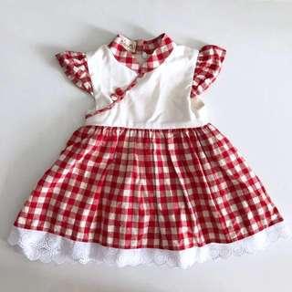 1-2Y Joli Pretty Cheongsam Dress