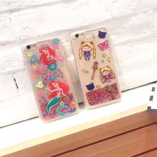 bling bling Iphone case💞