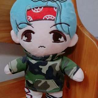 BTS MICDROP FANMADE DOLL
