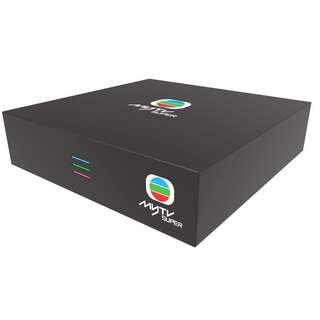 myTV SUPER 電視盒子 (100%正版新貨)