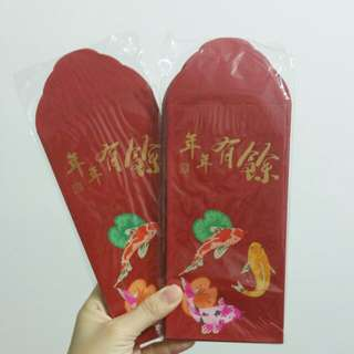 Red Packets / Ang Bao