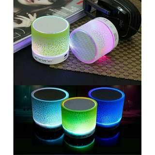 Dancing light speaker