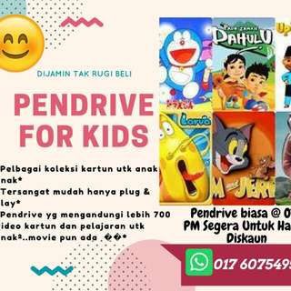 Pendrive for kids