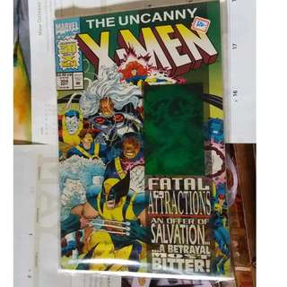 The Uncanny X-MEN comics
