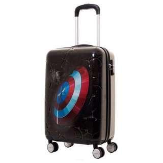Samsonite MARVEL 20' suitcase 新秀麗美國隊長行李箱喼