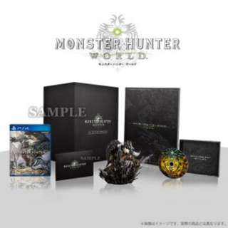 Monster hunter world collector's edition