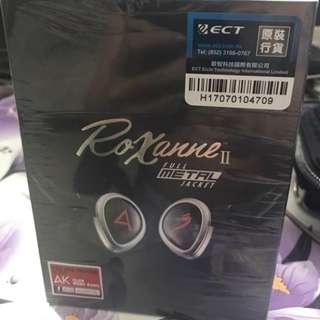 全新 AK JH Roxanne II 第二代 12動鐵 單元耳機 跟 2.5mm 平衡線
